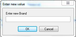 add brand
